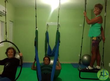Pilates Aéreo - Fisioterapia e Estétca em Santos