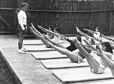 Pilates em Santos